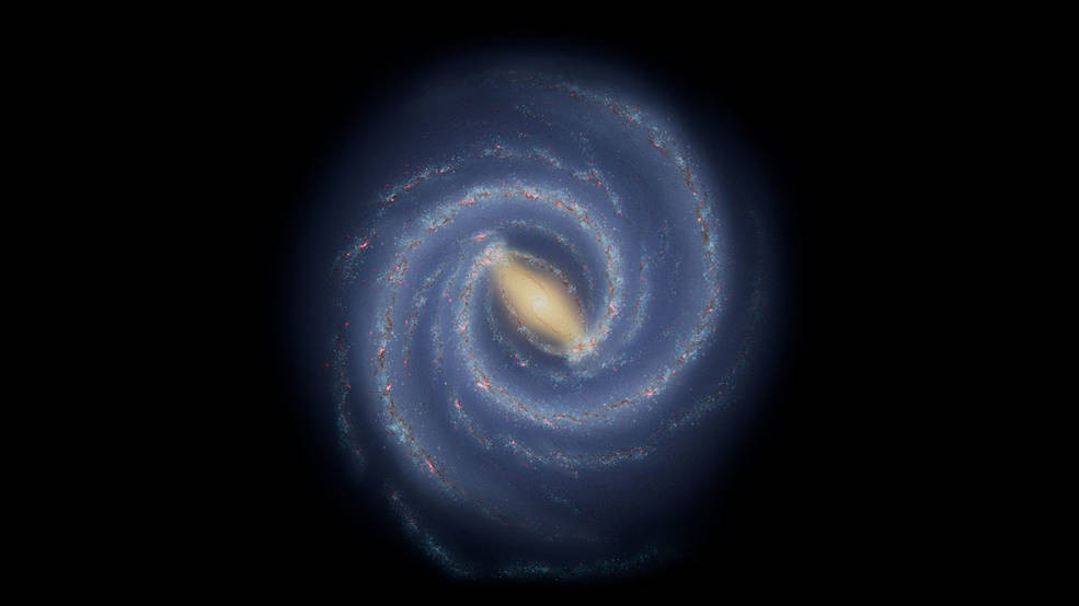 Astronomers discover the Milky Way has a 'broken arm'