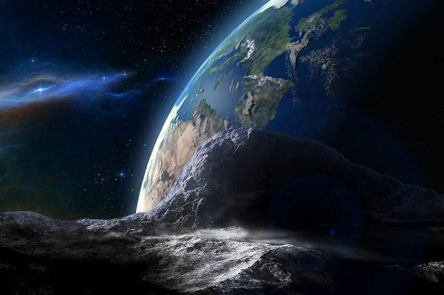 A giant 1.4 km asteroid is approaching Earth, but there is no danger