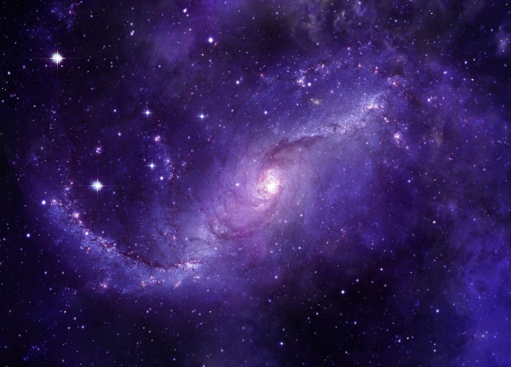 A huge structure has been discovered in our galaxy, but we don't know what it is