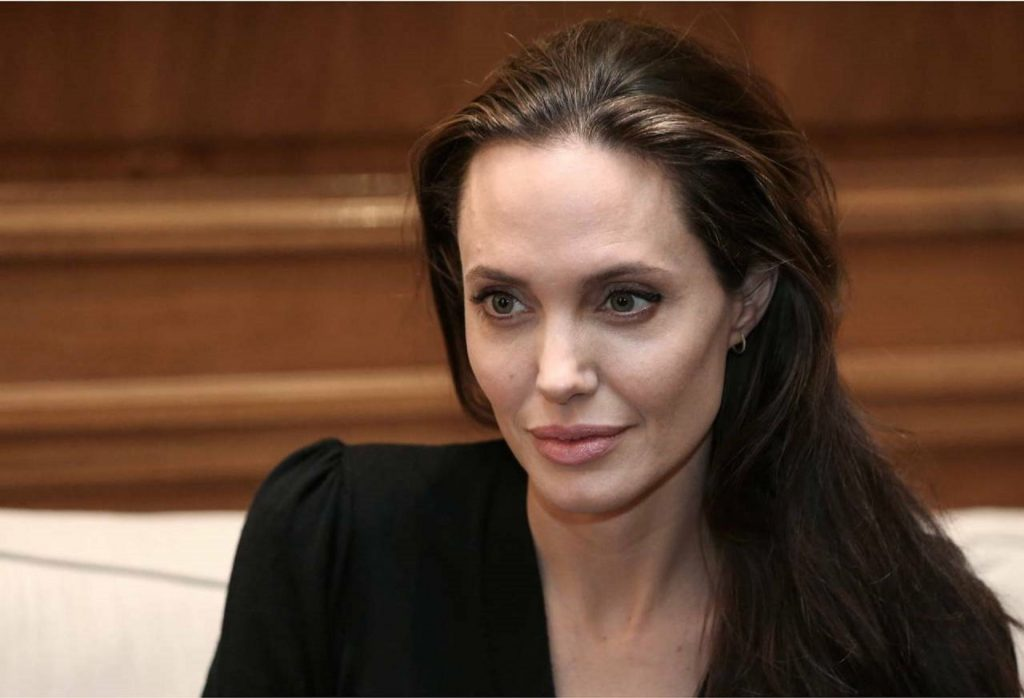 Angelina Jolie lands on Instagram to post a message from a young Afghani: 'It's a failure, they are losing their freedoms'