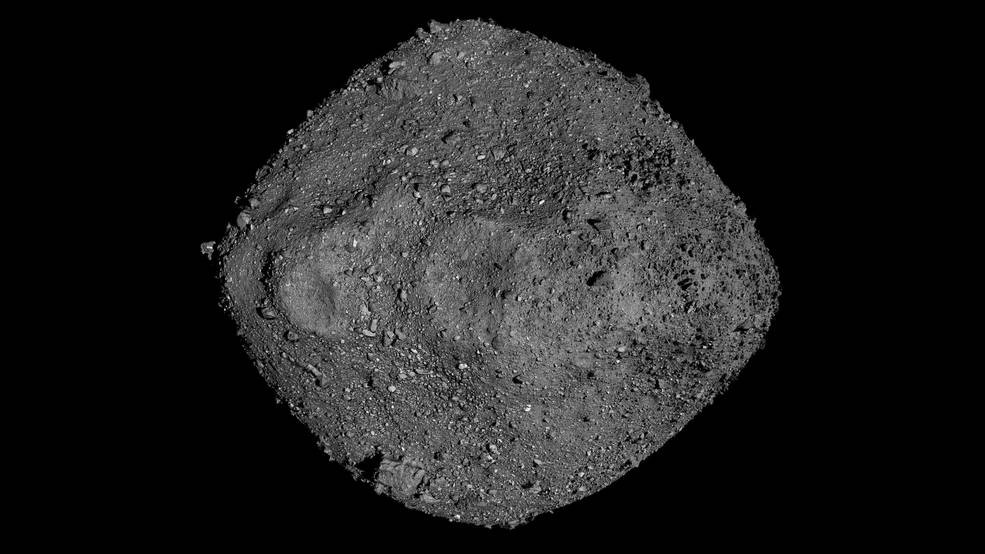 Asteroid Bennu: the chance of collision increases, but don't worry