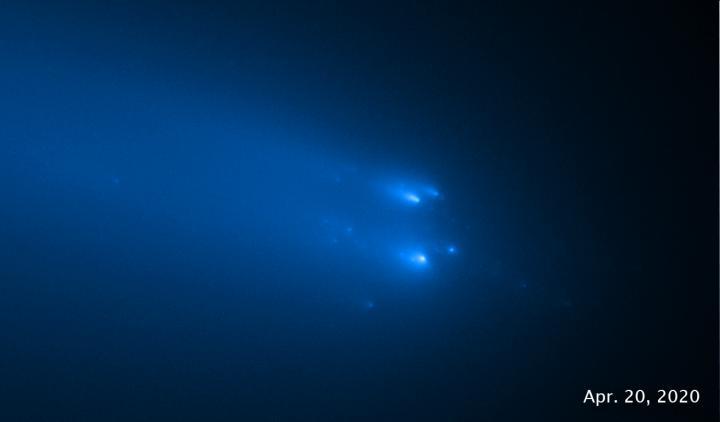 Atlas, 'figlia' di una cometa di 5mila anni fa?