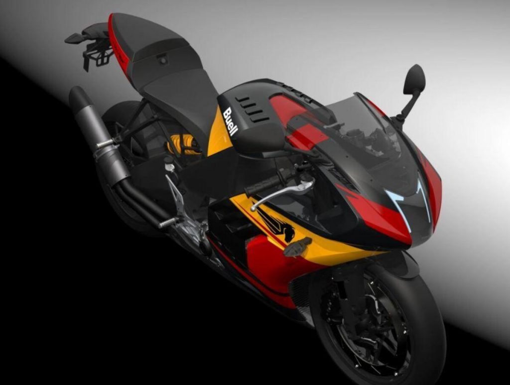 Buell Reboot With Hammerhead 1190 RX - News