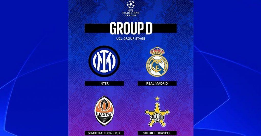 Champions League, Inter, Ancelotti and De Zerbe, plus a surprise Moldova: here are the opponents