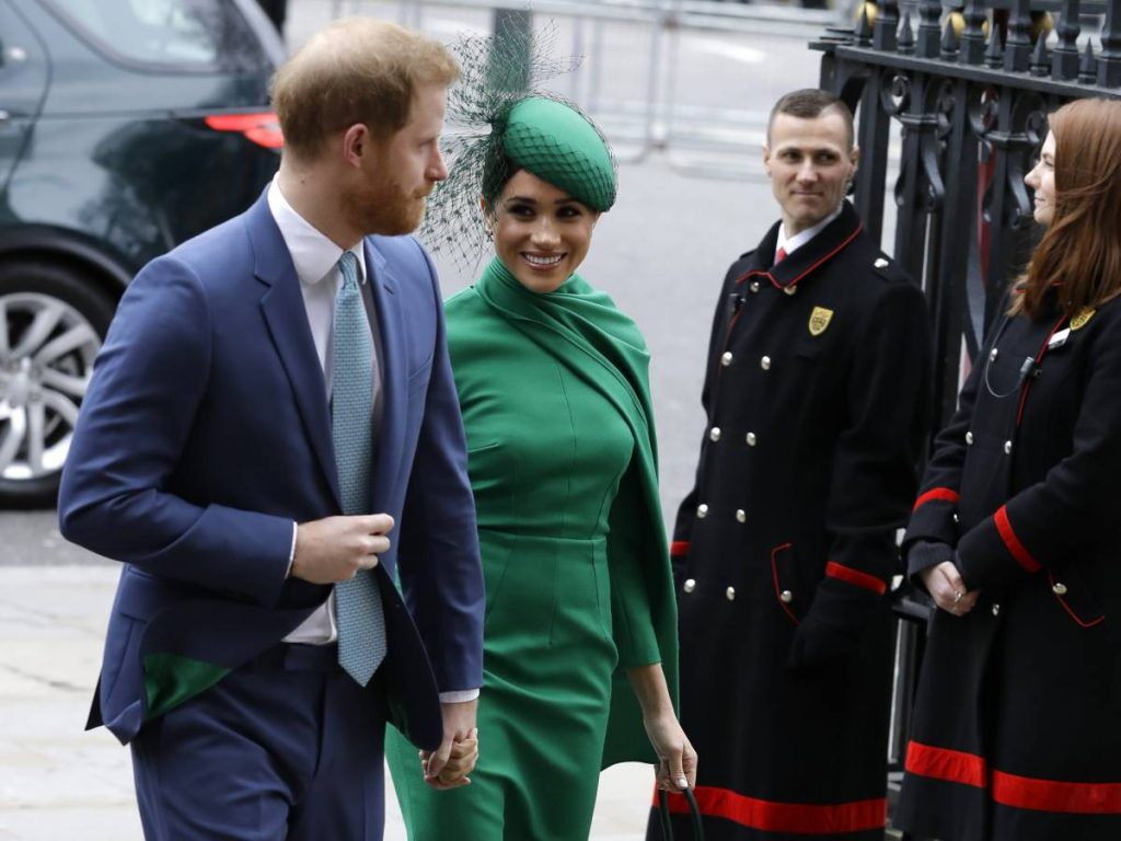 Harry and Meghan weren't at Obama's party: Here's why