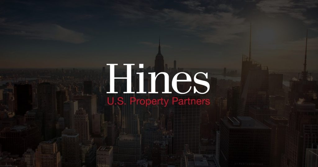 Hines: New US $ 1.2 billion Core-Plus Fund