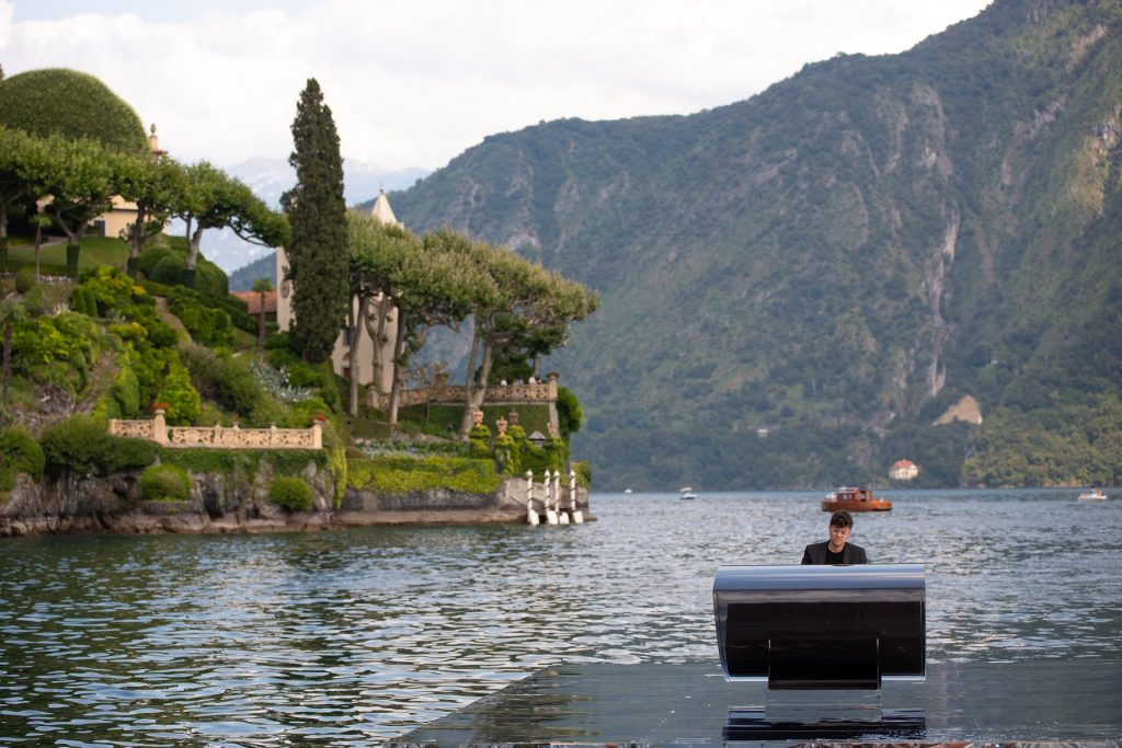 """""""Lej Festival"""", music in nature with artists from all over the world - Corriere di Como"""