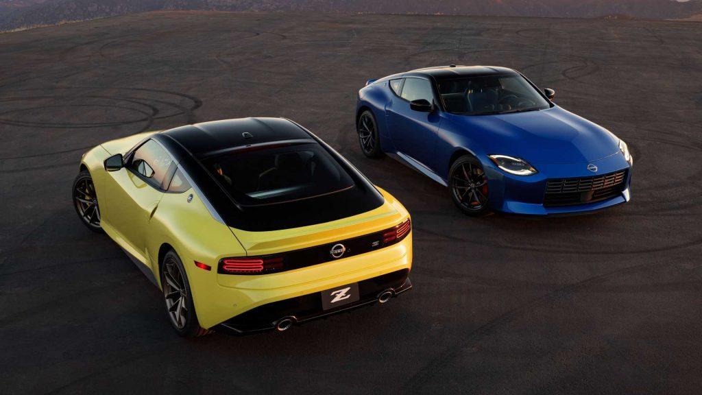 Nissan Z: le immagini