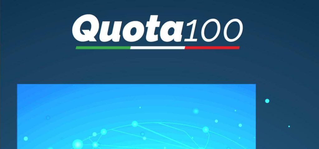 Pension reform / quota 100, assessment of leave time