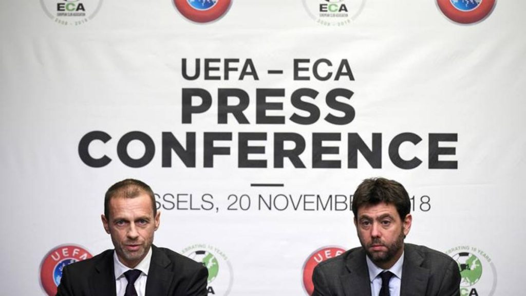Premier League: AC Milan and Inter are back in the European Club Association.  Juventus, Barcelona and Real are out of the tournament