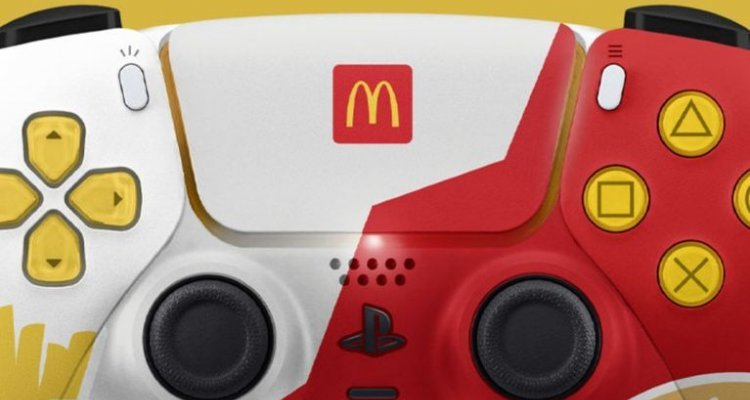 Sony Bans DualSense for McDonald's Because It's Unauthorized (Also Ugly) - Nerd4.life