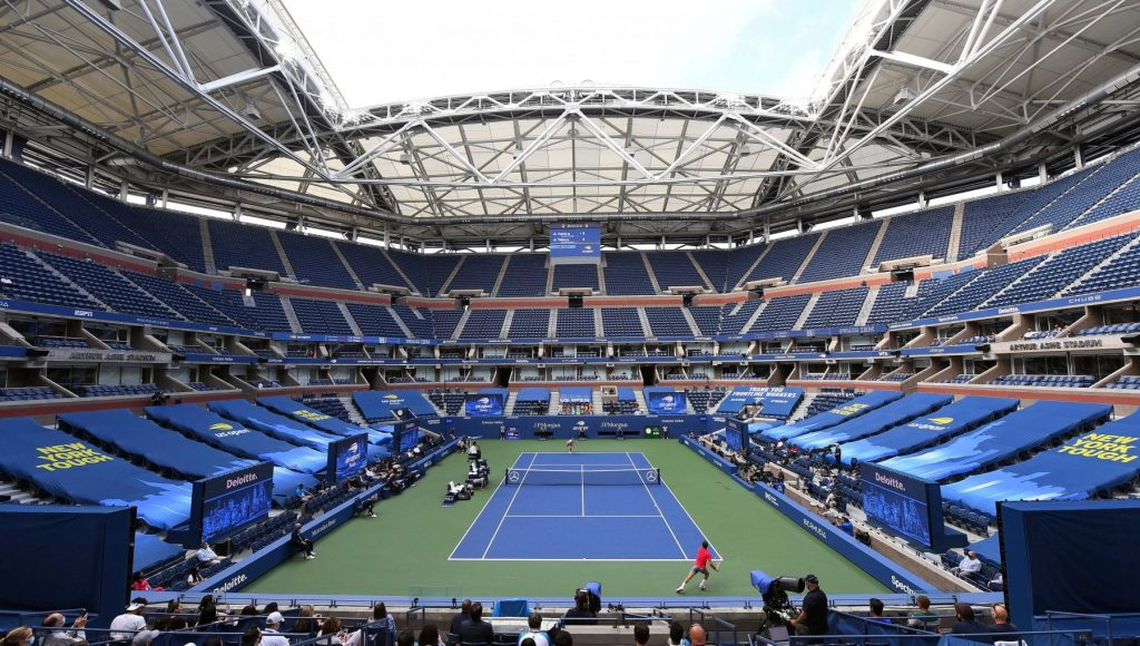Tennis, US Open: Standard prize money, but 35% off for winners