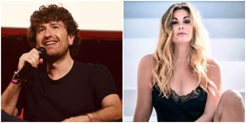 Vanessa Incontrada and Alessandro Ciani are the leaders of the new bands
