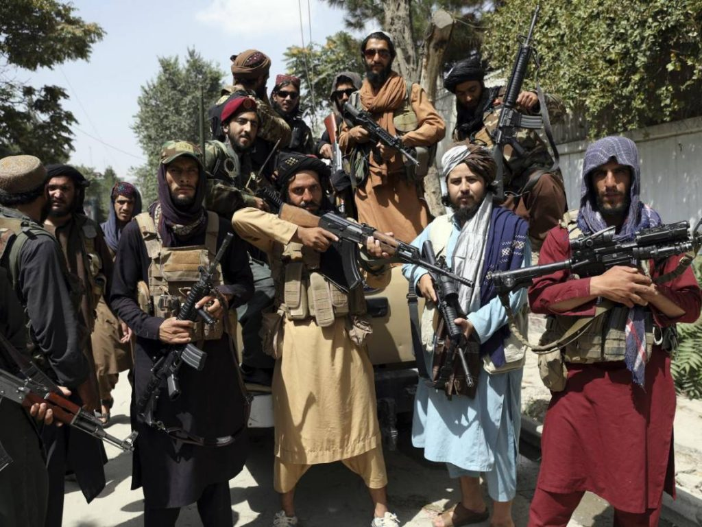 """Via CNN correspondent and the first """"fatwa"""".  The new path of the Taliban"""