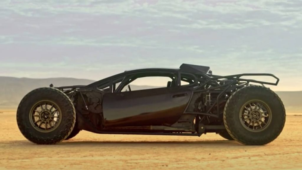Weirdest Lamborghini Huracan Ever: Here's The Supercar That Looks Like It Came Out Of The Mad Max