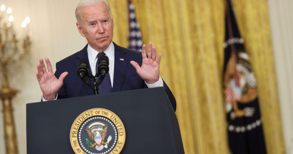 White House: Biden was clear that he wanted to see her disappear from the face of the earth