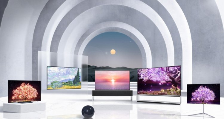 """Will 42"""" LG OLED TVs Optimized for Video Games Launch in 2022?  - Multiplayer.it"""