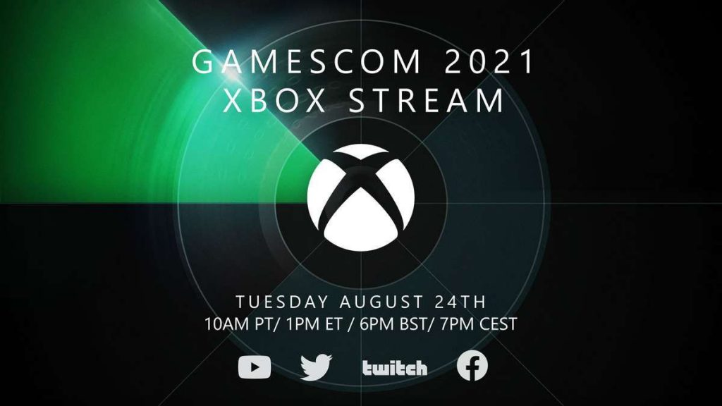 Xbox will be at Gamescom, Microsoft announces the date and time of the conference