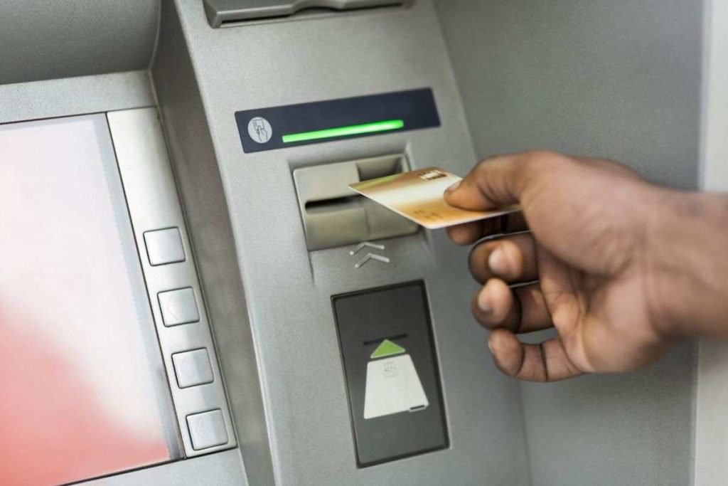 The Revenue Agency Also Controls ATMs: Here's How