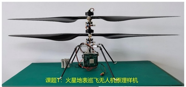 China chases NASA into conquest of Mars: here's its potential version of ingenuity, the famous American drone