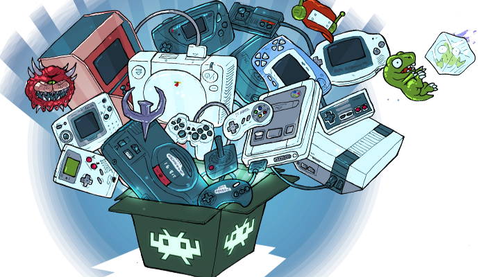 RetroArch is available on Steam with some cores already - Nerd4.life