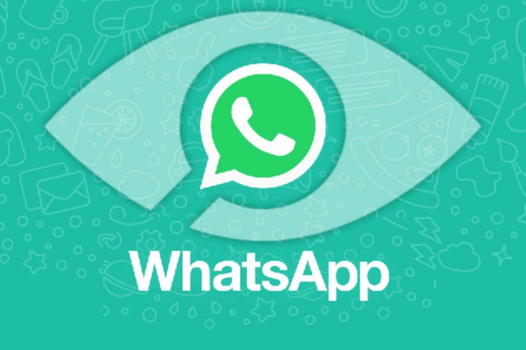 WhatsApp, they want to get into your phone and spy on you?  The trick to defend yourself