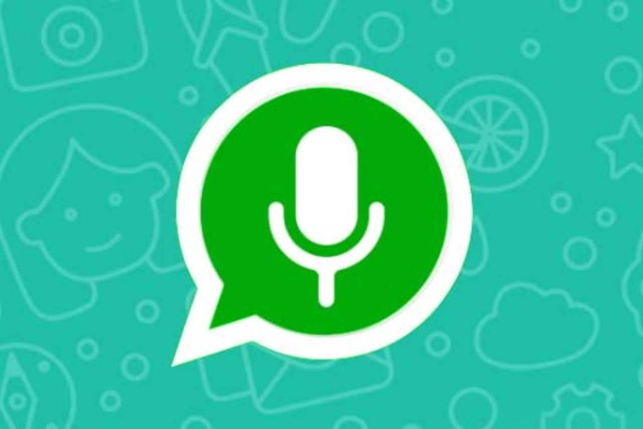 WhatsApp voice text