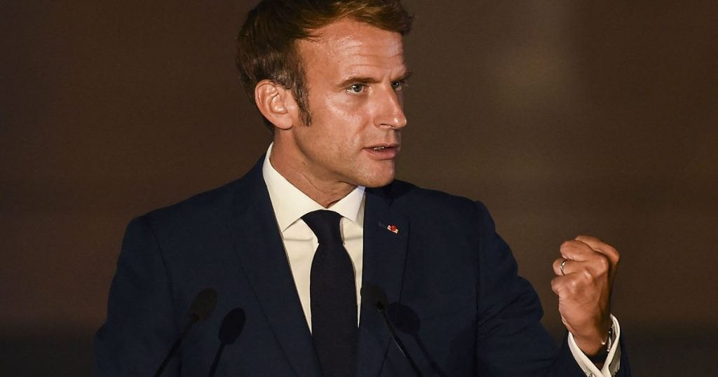 """France is increasingly angry: """"Ocos will affect the future of NATO, Biden is like Trump"""""""