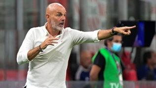 "Milan, Pioli: ""Ibra is not superman yet, he went out with Juventus like Giroud"""