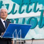 """Mattarella: """"School reopening is a clear sign of Italy's resumption"""""""