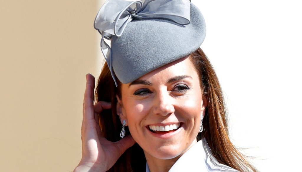 Kate Middleton is jealous of the details of her sister-in-law's wedding dress