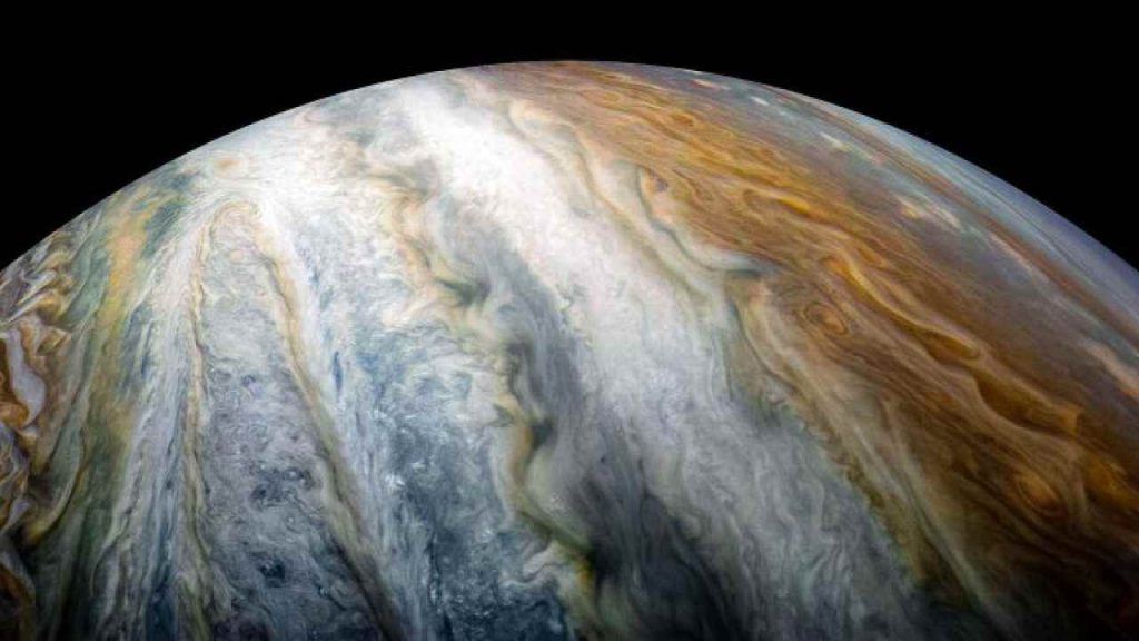 It affects an unknown object on Jupiter and creates a white flash: science now wants to see clearly