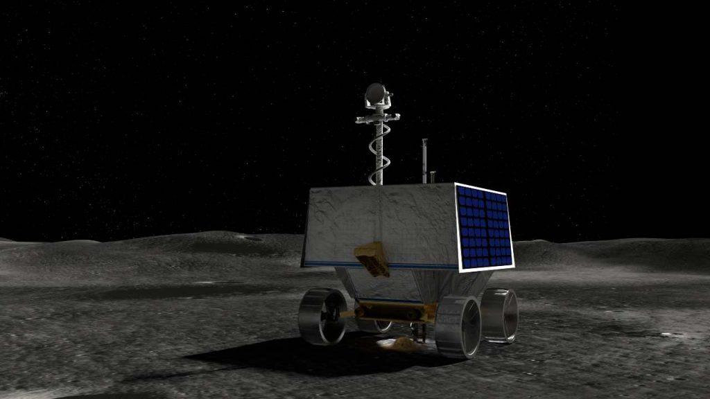 NASA prepares VIPER, the new lander for the upcoming moon landing