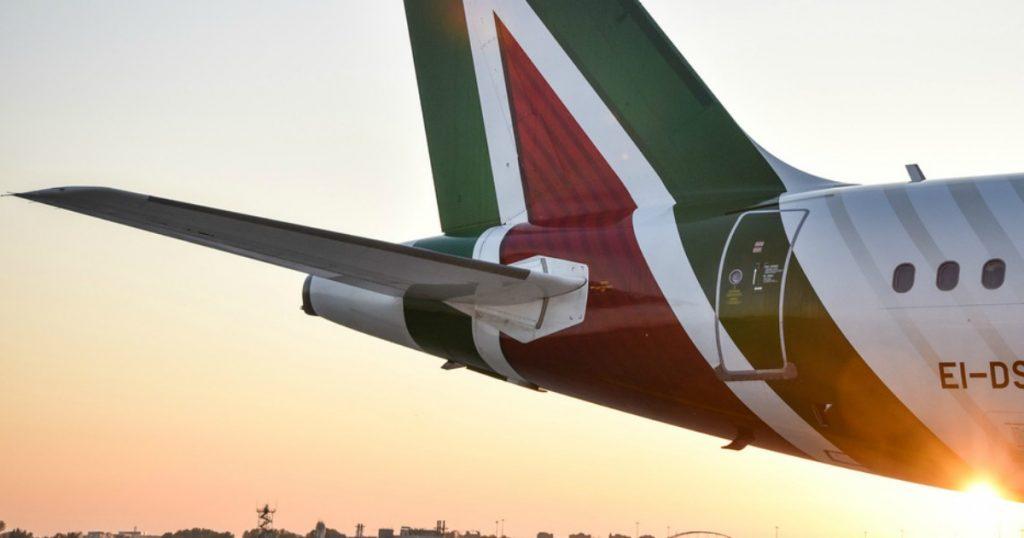 Alitalia has lifted the positions of former Montezemolo and Ed Cassano & Ball in the Federation-era crash investigation.