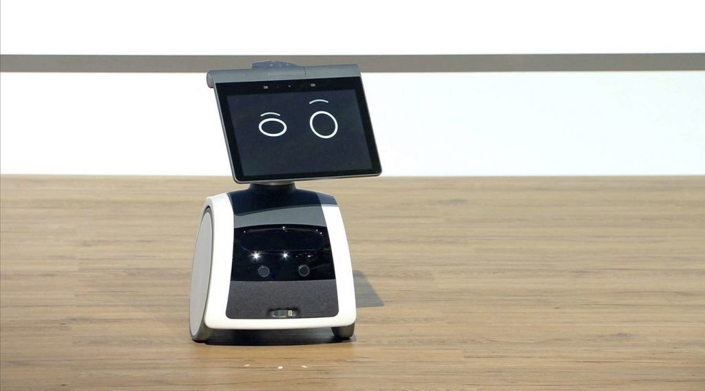Amazon introduces 'Astro', the clever robot with the 'brain' of Alexa