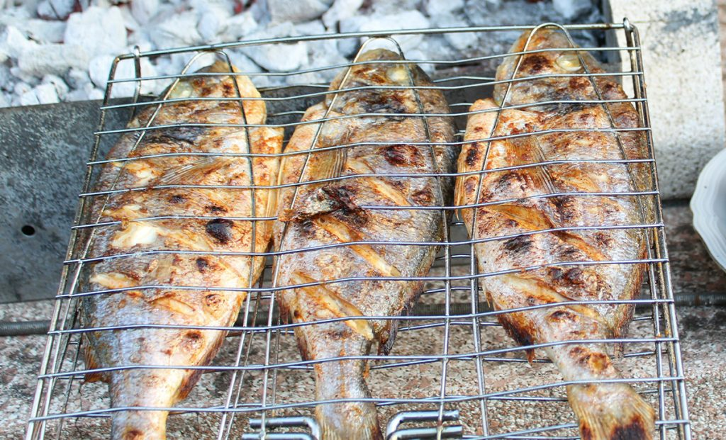 Be careful because if we have cardiovascular problems, we should absolutely reduce the consumption of this fish