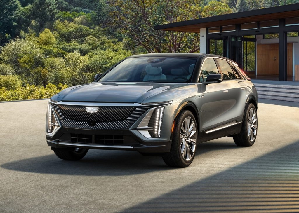 Cadillac Lyriq Sells Out In Over 10 Minutes