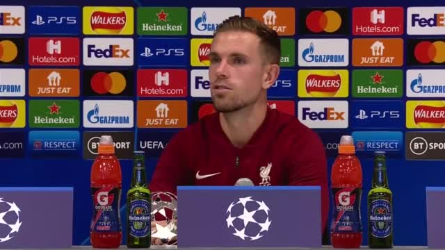 Liverpool and Milan, he almost made a mistake