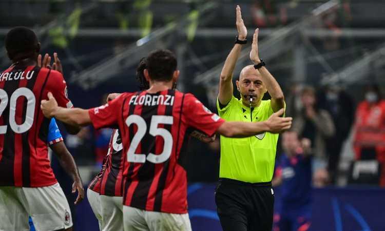 Milan, dal tuffo di Welbeck al gol annullato a Kessie contro lo United fino allo 'sciagurato' Cakir: Uefa, ora basta!
