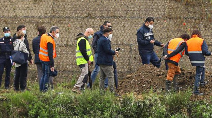 """Ndrangheta in Tuscany: """"Chromium and pollutants buried even near houses under construction"""""""