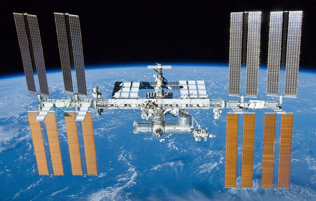 New cracks have been found on the International Space Station
