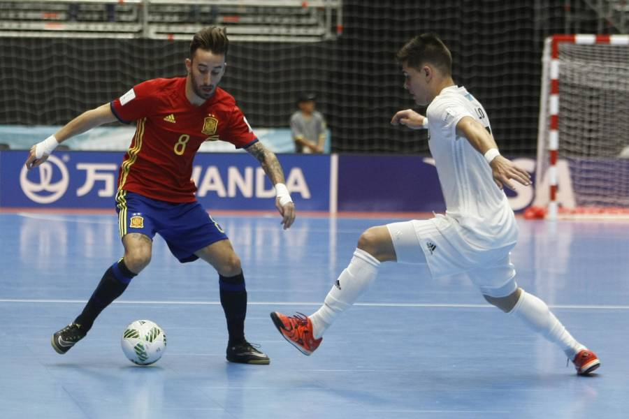On the last day of the group stage, Paraguay, Spain, Serbia and Argentina won - OA Sport