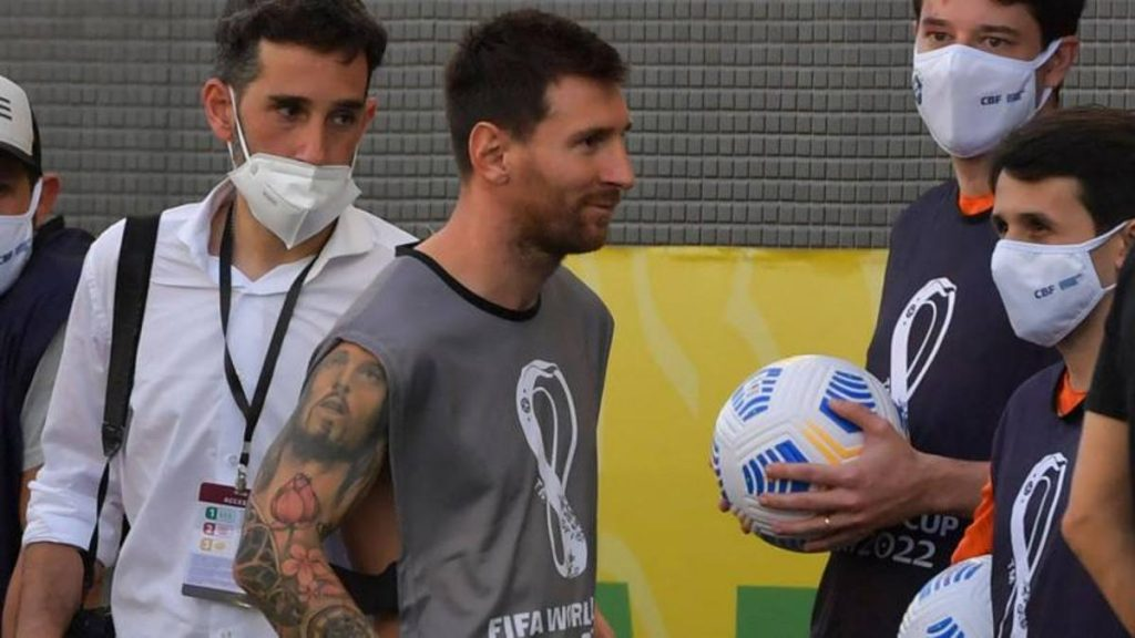 """Postponement of Brazil and Argentina and Messi's anger: """"We have been here for 3 days and are they telling us now?"""""""