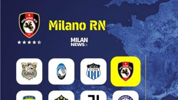 Milan sul nuovo eFootball 2022: rosa e statistiche della formazione rossonera