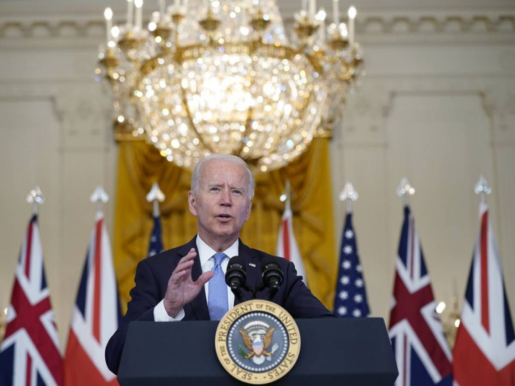 """""""That guy over there..."""".  Another misstep for Biden"""