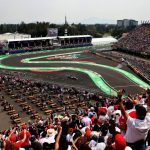 The Grand Prix will be held in Mexico on October 30, 2022