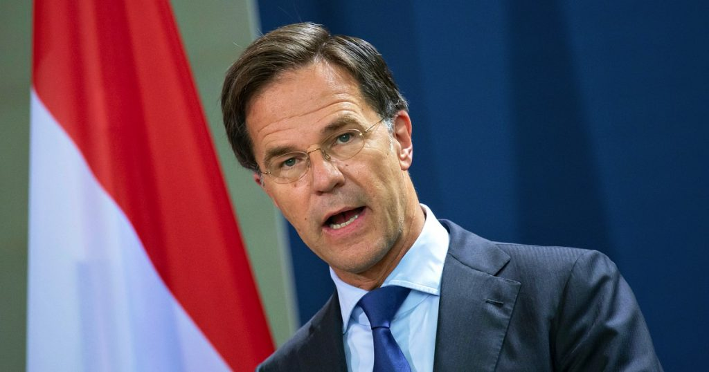 The Netherlands, planning to kill Mark Rutte: the arrest of the leader of the Unity Party