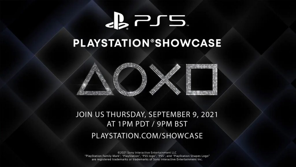 The PlayStation Show on September 9th is official!  New PS5 games but there will be no PSVR2