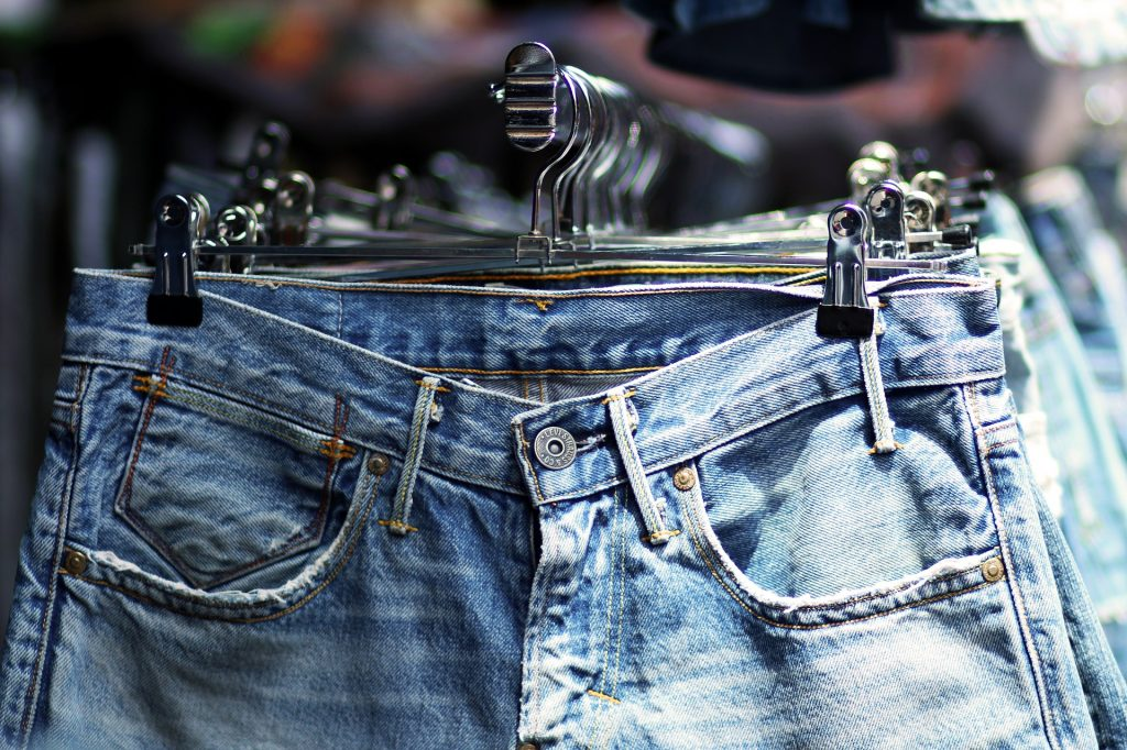 """These jeans are on trend this winter, highly recommended, comfortable and bright even after the """"door"""""""