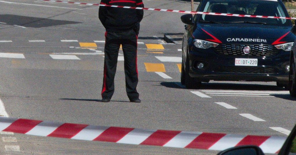 Trieste, center shooting: A shooting erupted near a bar, injuring 8 people, one of whom was seriously injured.